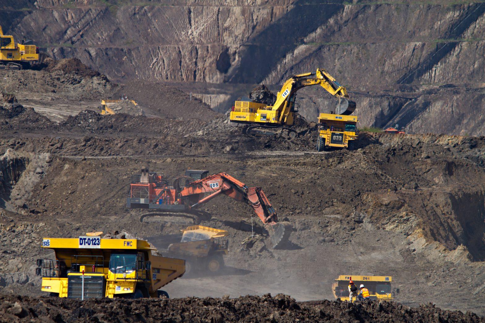 Minenfahrzeuge