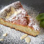 Verganer Zucchini Kuchen